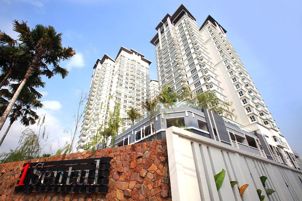 1Sentul Condominium