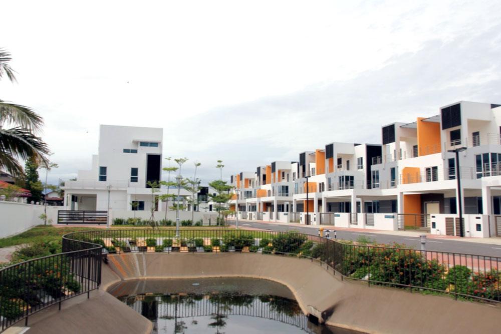 Taman Putra Villa